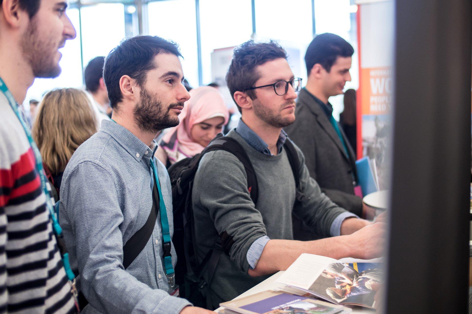 HES–SO – Forum Ingénierie et Architecture 2018