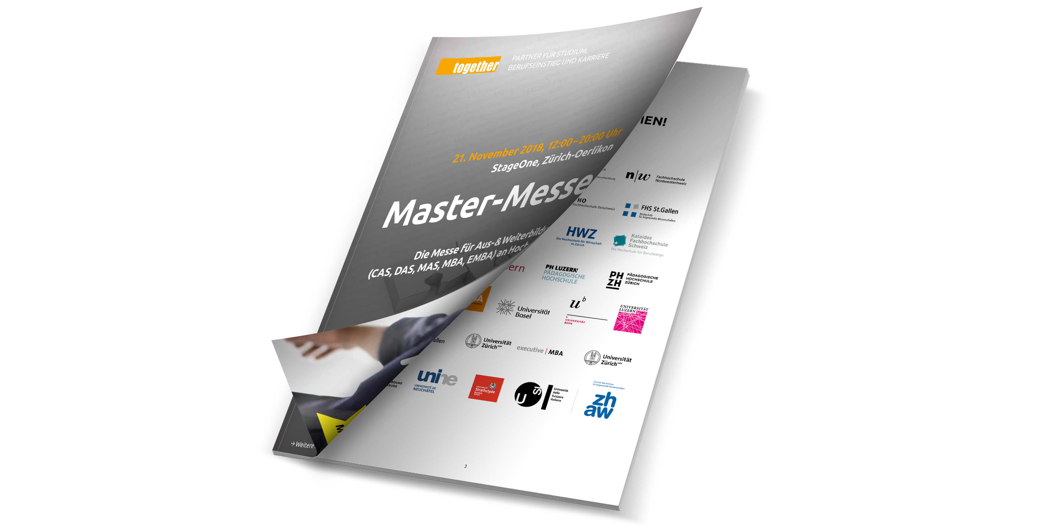 Messe guide master messe